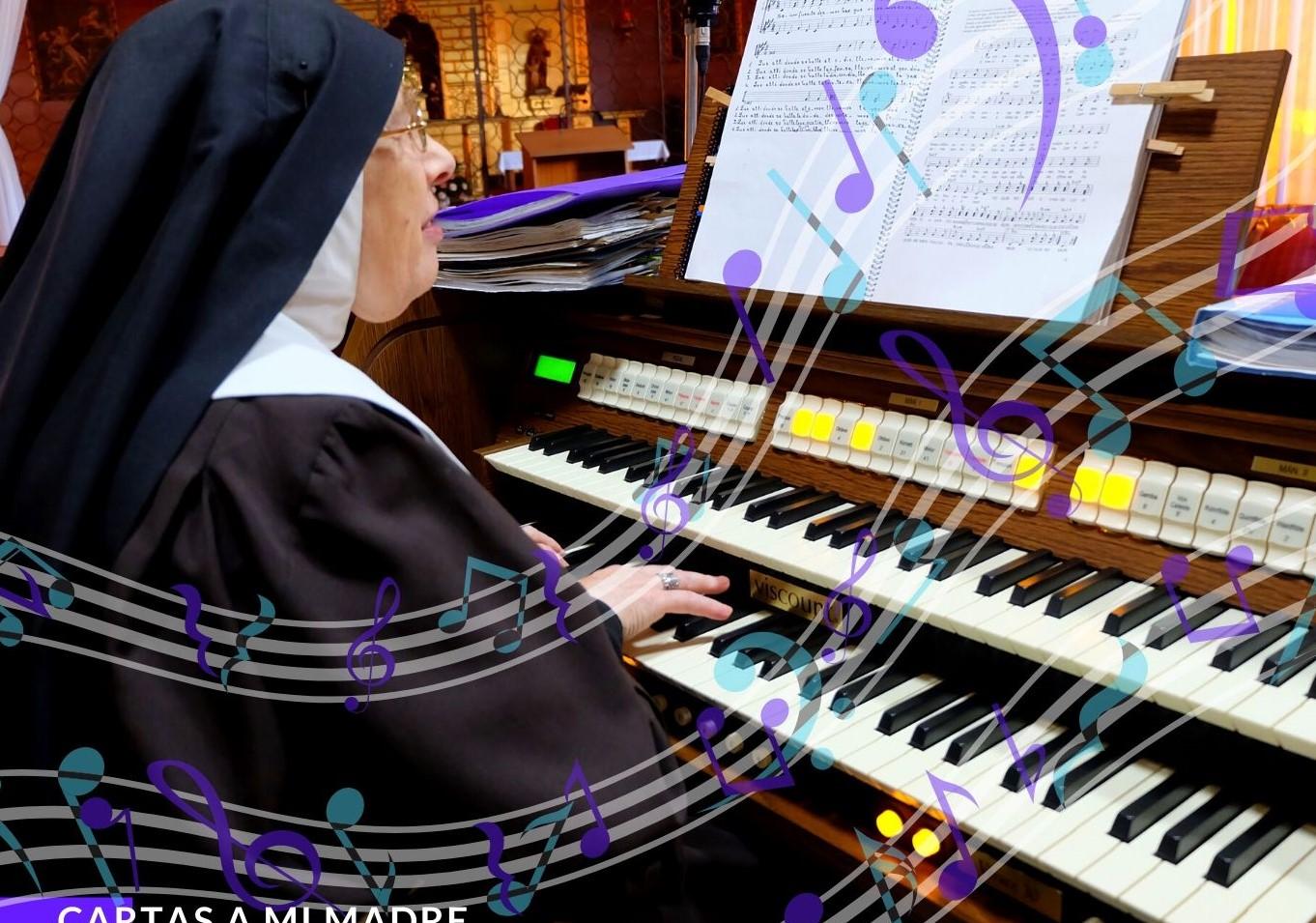 """""""El órgano que no para"""". Cartas a mi Madre"""